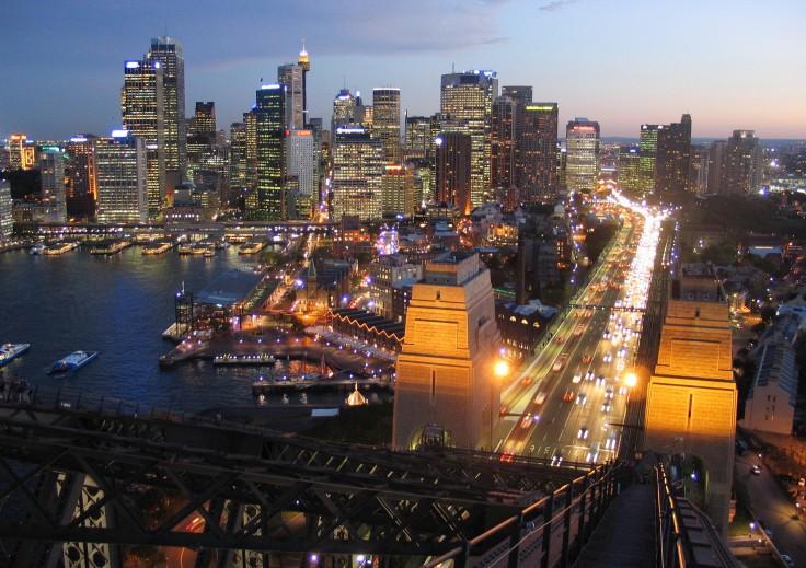 BridgeClimb Sydney Skyline